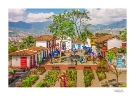 Pueblito Paisa, Medellin - Colombia
