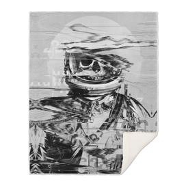 Astronaut Skull Glitch