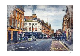 Newcastle upon Tyne city art #newcastle #england
