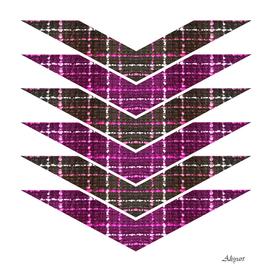 fabric tweed purple brown pink