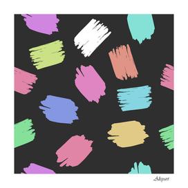 many colors pattern seamless