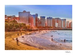 Fortaleza Beach, Brazil