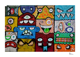 street art new york colorful art