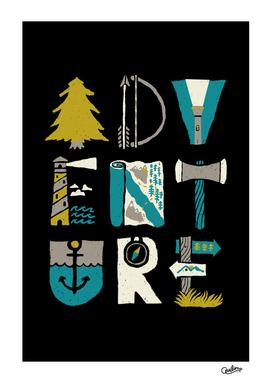 Adventure Typo