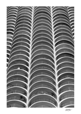 Layers - Marina Towers Chicago