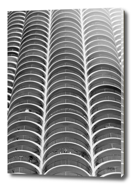 Layers - Marina Towers Chicago