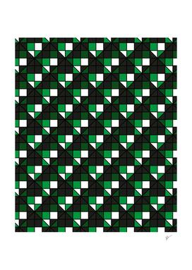 dark green squares