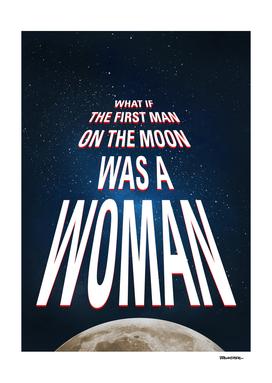 What if – 50 Years Moonlanding