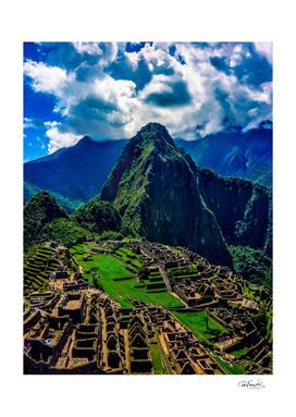 Macchu Picchu City, Cusco - Peru