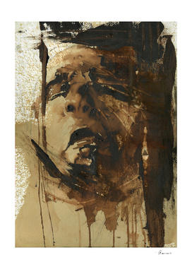 Untitled nº4 (coffee Series)