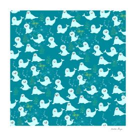 cute seagulls