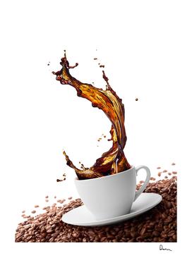 green coffee cappuccino cafe coffee bean coffee
