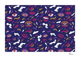 Pattern Burton Galmour