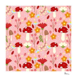 Floral Surface Pattern Design