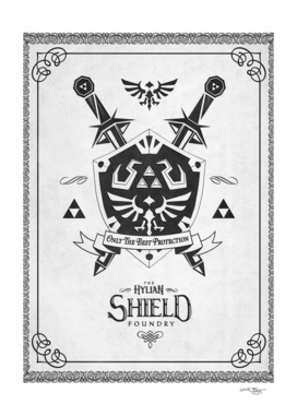 Hylian Shield Foundry