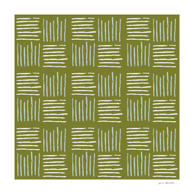 Grey textile texture on guacamole