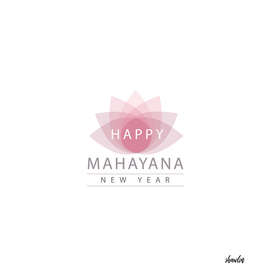 Mahayana- One of the branches of Buddhism- Buddhist New year