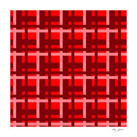 Plaid -- Red