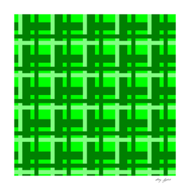 Plaid -- Lime