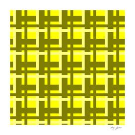 Plaid -- Yellow