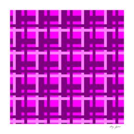 Plaid -- Violet