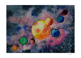 Far Away Star System