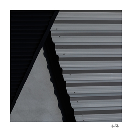 All shades of gray lines