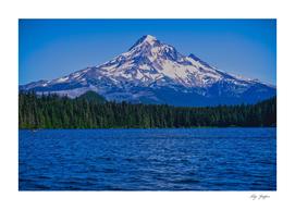 Lost Lake & Mt. Hood