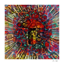Colorful Mushroom