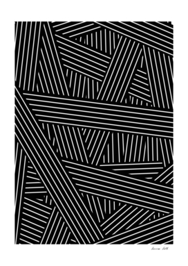 Tangle of Lines
