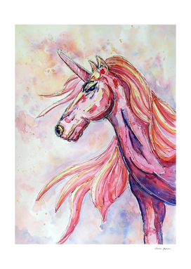 Queen of the Pink Unicorns