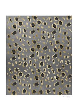 Leopard Animal Print Glam #4 #shiny #pattern #decor #art