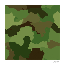 seamless background army