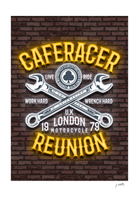 Caferacer Reunion, Motorcycle club