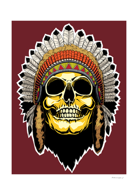 Golden Skull: Chief