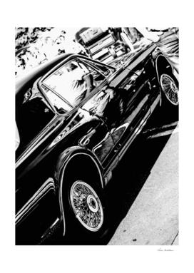 Car reflect.