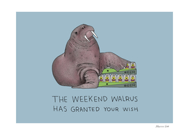 The Weekend Walrus