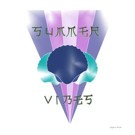Vaporwave summer