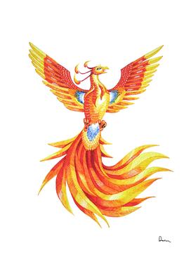 phoenix drawing clip art