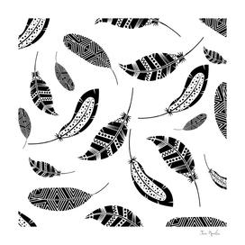Fancy Feathers Pattern