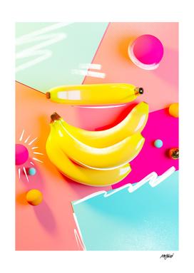 🍌 Glossy Bananas