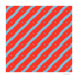 abstract background with red stripes