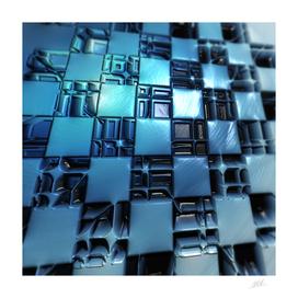 Blue Squares 1
