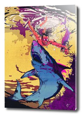 SHARK-HUNTER