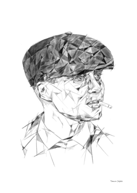 Peaky Blinder Tommy Shelby