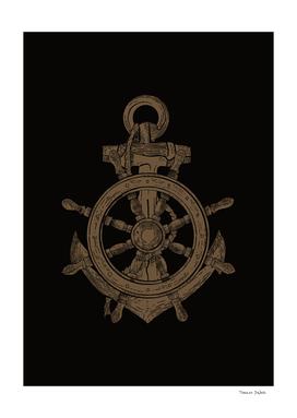 Anchor & Wheel 2