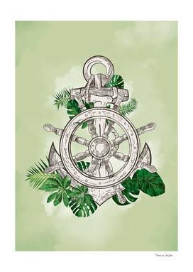 Anchor & Wheel