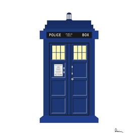 tardis doctor who time travel
