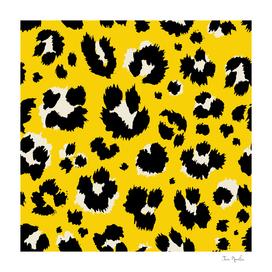 Modern abstract Animal Print