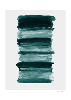 Abstract Minimalism Brushstrokes #1 #minimal #ink #decor